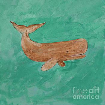 Whale by Robin Maria Pedrero