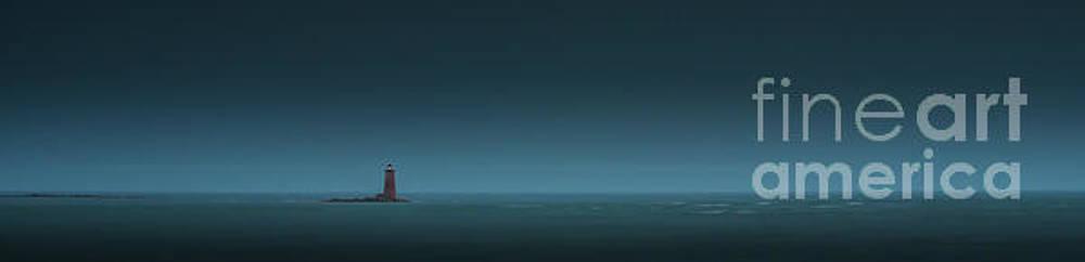 Whaleback in the Rain by Scott Thorp
