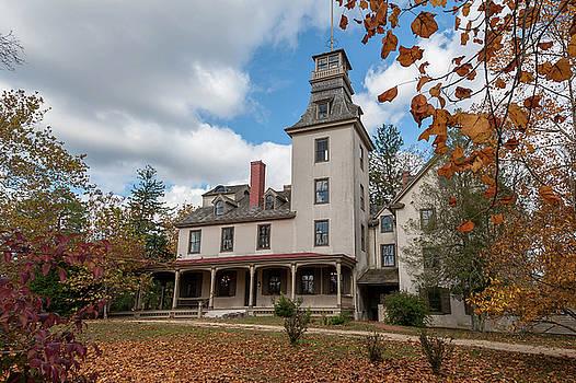 Louis Dallara - Wharton Mansion