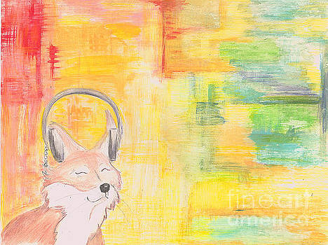 What does the fox hear? by Tree Girly