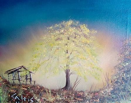 What Lay Beyond 2 by Jim Saltis