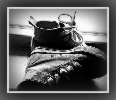 What shoes to fill by Vanessa Reed