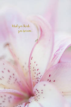 What You Think You Become by Ramona Murdock