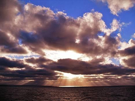 Whats behind the cloud by Norman Kraatz