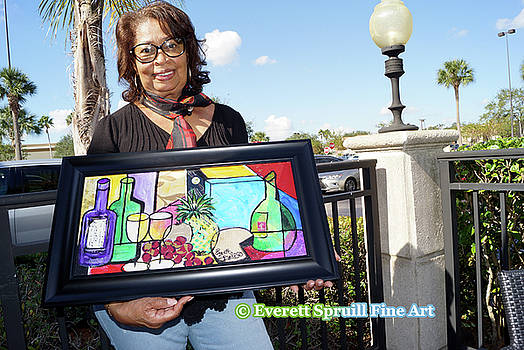 What's in YOUR art Collection? by Everett Spruill