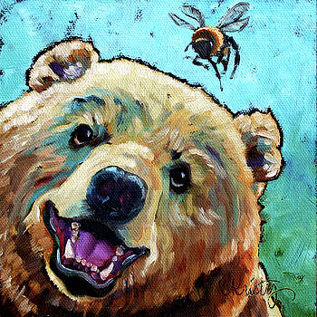 What's The Buzz? by Kristy Tracy
