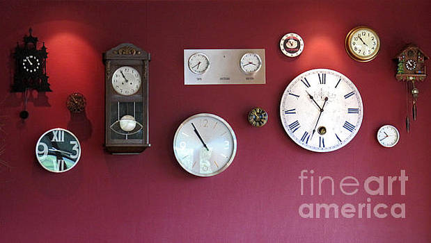 What's the Time? by John Vriesekolk
