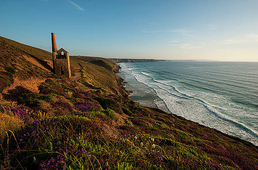 Wheal Coates by Claire Wilson