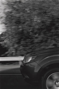 Erik Paul - Wheel Blur Photograph