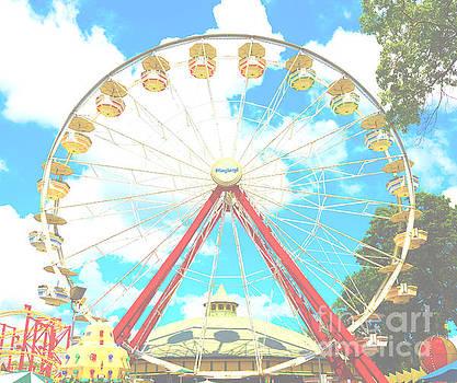 Wheel by Dan Hilsenrath