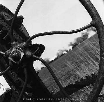 Wheel by Holly Brobst