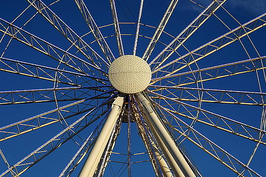 Wheel In The Sky by Laurie Perry