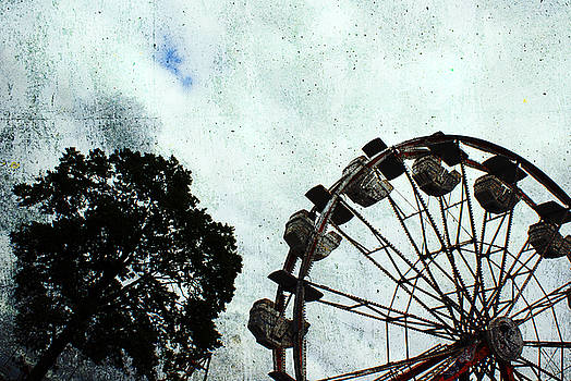 Wheel In The Sky by Off The Beaten Path Photography - Andrew Alexander