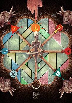 Wheel of Fortune by Octavio Cordova