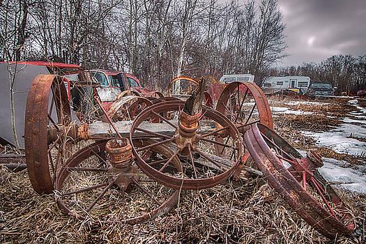Wheels by Melanie Janzen