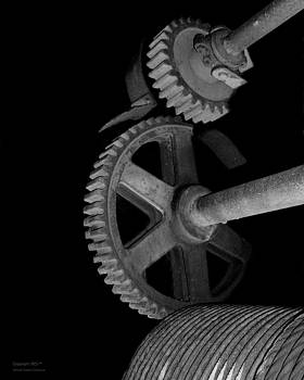 Wheels of time Nr.1 by Kenneth-Edward Swinscoe