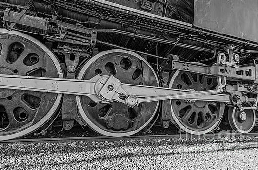 Wheels on a Locomotive by Sue Smith