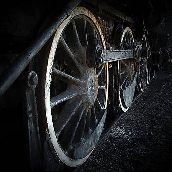 Eleanor Bortnick - Wheels on the Train