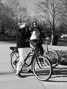 Wheels On Tour by Trish Hale