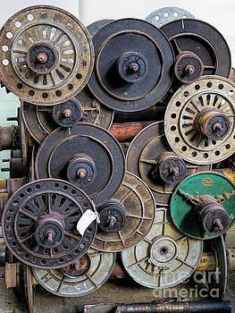 Wheels within wheels by Gillian Singleton