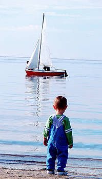 When I grow up I want to be a sailor by Fir Mamat