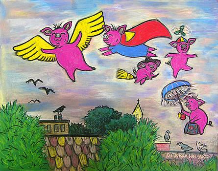 When Pigs Fly by Deborah Willard