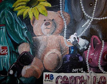 When Teddy Bears Were All That Mattered by Corey Stewart