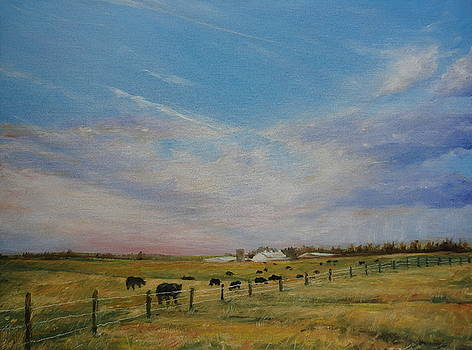 When the Cows Come Home by Richard Klingbeil