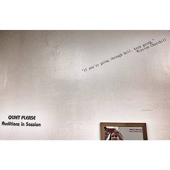 When The Walls Start Talking To You by Christi Evans