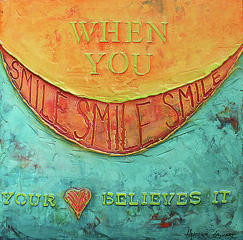 When You Smile by Heather Haymart