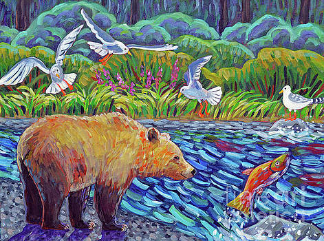 Harriet Peck Taylor - Where Bears Roam and Salmon Run