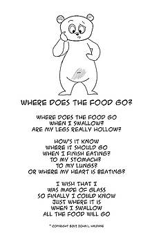 John Haldane - Where does the Food Go
