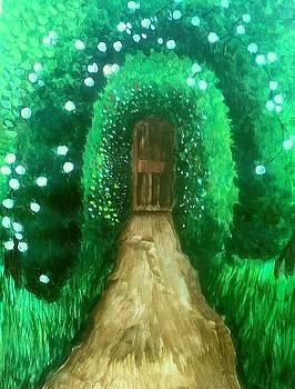 Where is the Secret Garden  by Alan Kennedy