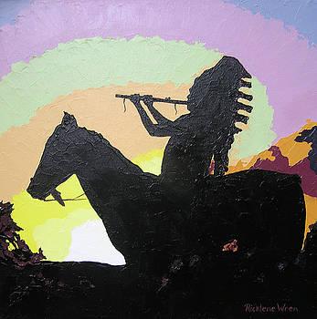Where Spirit Takes Form by Ricklene Wren