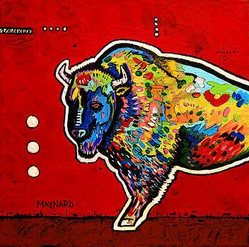 Where the Buffalo Roam by Andrew Maynard