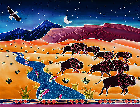 Harriet Peck Taylor - Where the Buffalo Roam