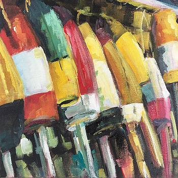 Where the Buoys Are by Susan E Jones