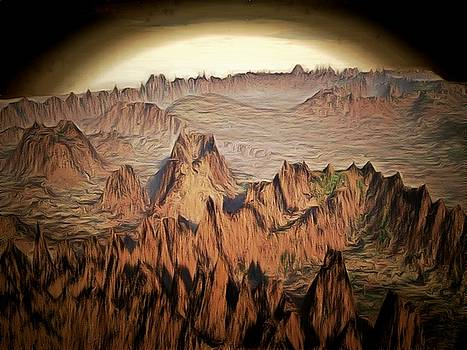 Where the Sun Don't Shine. by Mario Carini