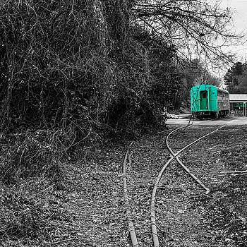 Where The Tracks End by Rodney Lee Williams
