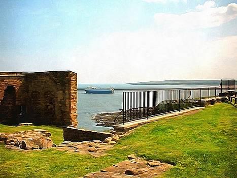 Cynthia Nunn - Where Vikings Once Sailed