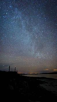 While You Were Sleeping Irish Coast by Nicole Robinson