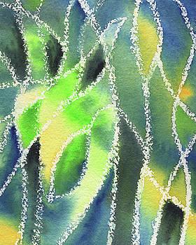 Irina Sztukowski - Whimsical Garden Organic Decor II
