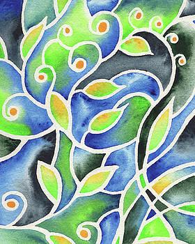 Irina Sztukowski - Whimsical Garden Organic Decor III