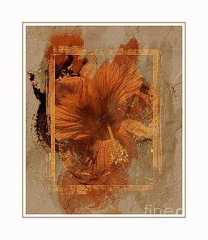 Whimsical Hibiscus by Barbara Griffin