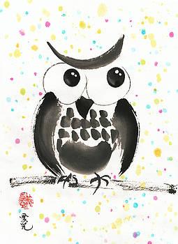 Oiyee At Oystudio - Whimsical Owl