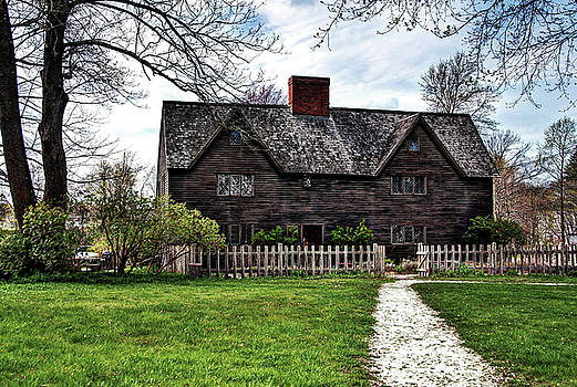 The John Whipple House in Ipswich by Wayne Marshall Chase