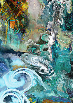 Whirl In Spin by Anne Weirich