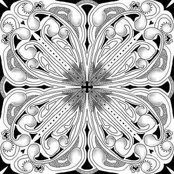 Whirling Dervish 1 by Deborah Kolesar