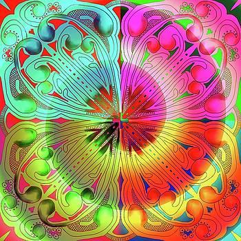 Whirling Dervish 2 by Deborah Kolesar