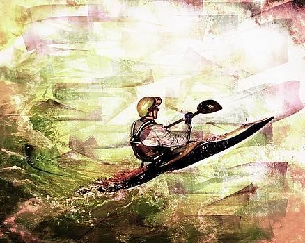 Whirlpool Kahyaker 5 by Marty Koch